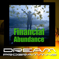 Financial Abundance Dream Programming Audio
